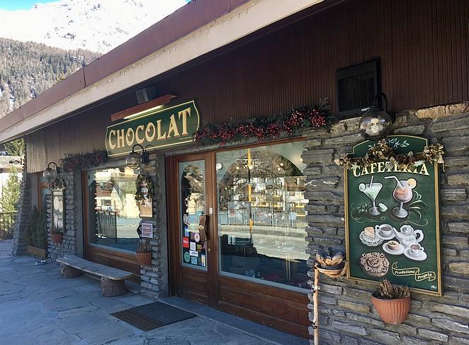 chocolat-valle d'aosta
