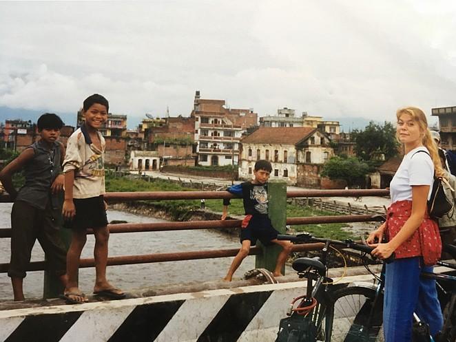 fietsen-in-nepal