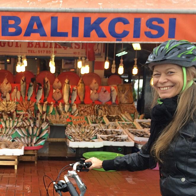 Interview over mijn fietsleven thuis en op reis
