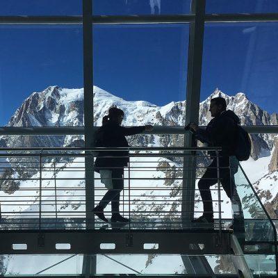Skyway Monte Bianco: vanaf Courmayeur naar de top van de Mont Blanc