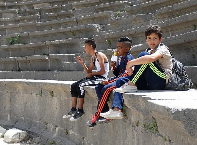 groepsreis-jordanie-kinderen