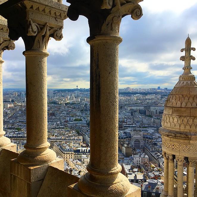 Must do in Parijs: de koepel van de Sacre-Coeur bezoeken!
