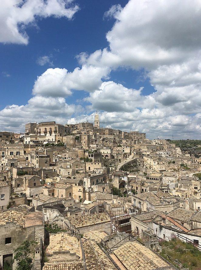matera-italie-foto's
