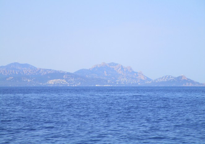 esterel-massief