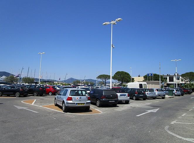 parkeerplaats-saint-tropez