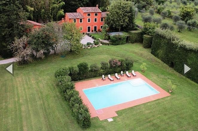 villa-in-toscane