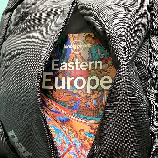We zijn er bijna: op de Balkan!