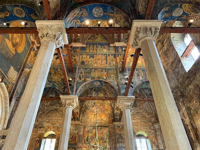 fresco's-balkan