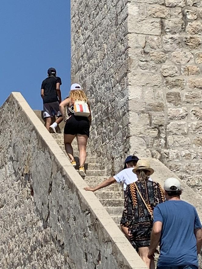 wandelen-stadsmuren-dubrovnik