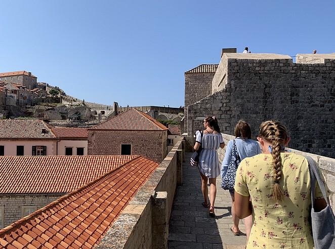 wandeling-stadsmuren-dubrovnik