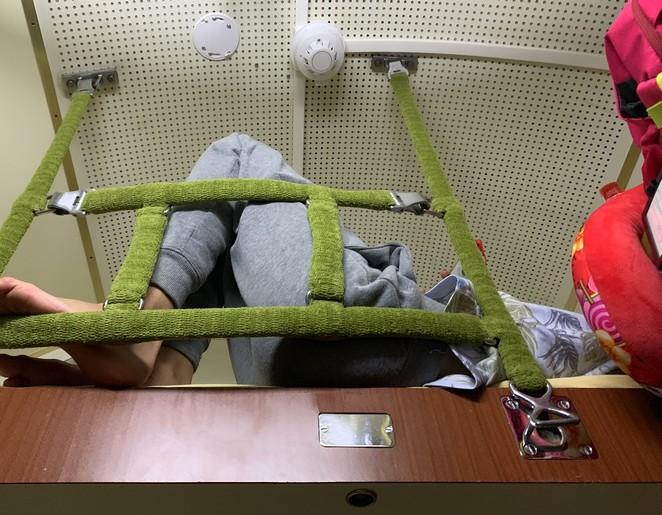 bed-in-de-trein-met-kinderen
