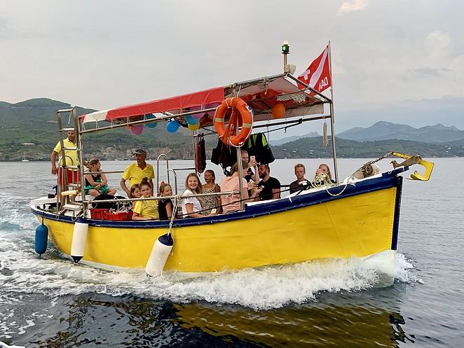 boottocht-elba-snorkelen