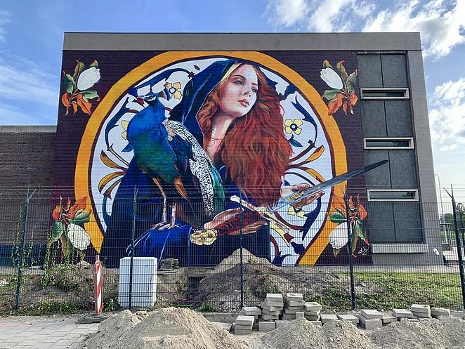 coole-street-art-den haag