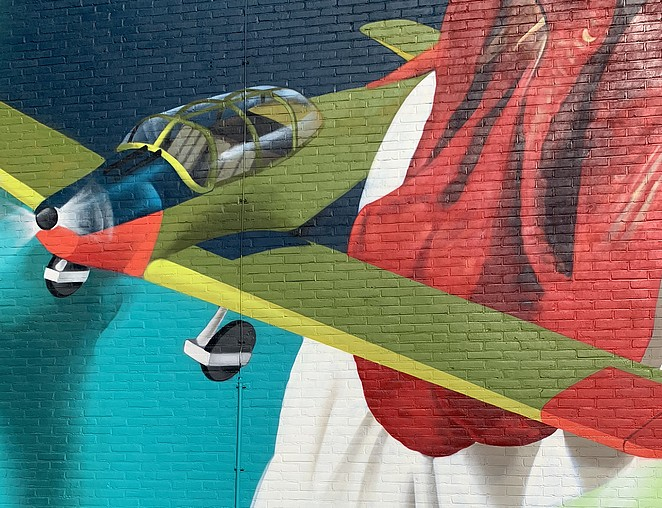 street-art-vliegtuig