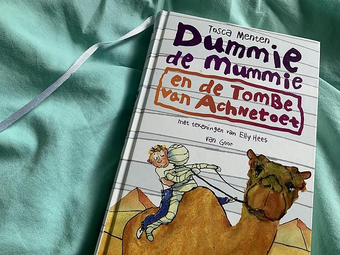dummie-de-mummie