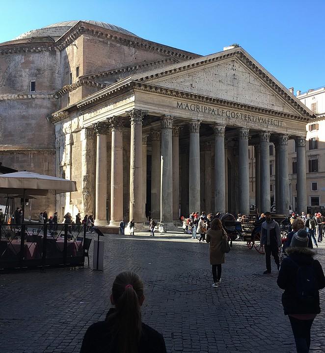 pantheon-rome-kids