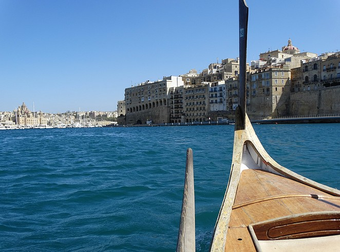 dghajsa-traditionele-boot-malta