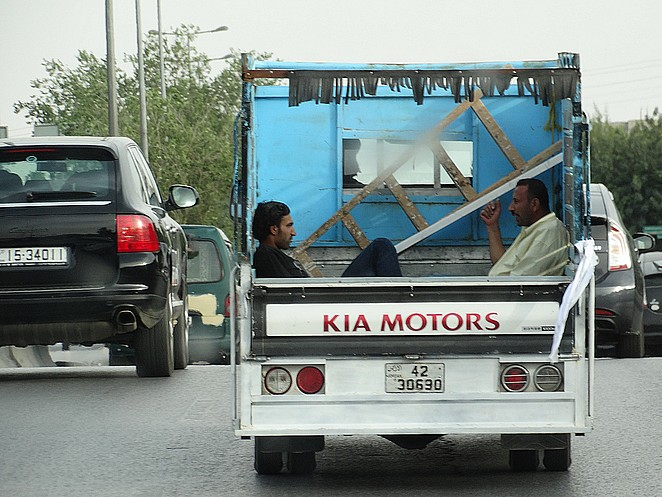 vervoer-jordanie