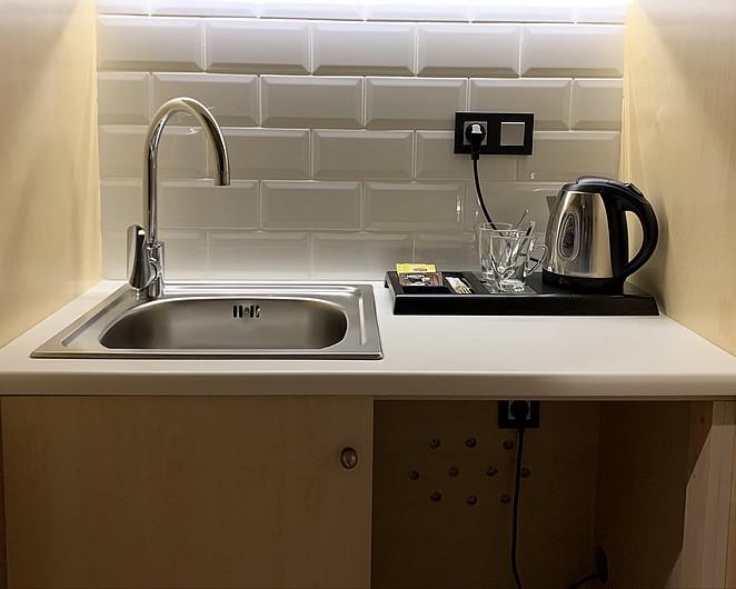 hotelkamer-met-waterkoker