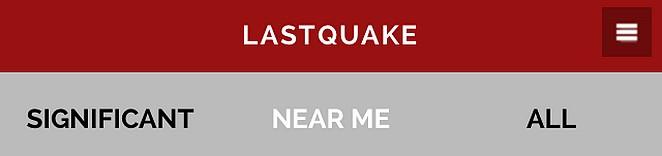 aardbevingen-app
