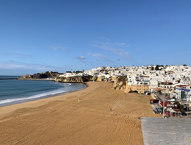 albufeira-in-de-winter