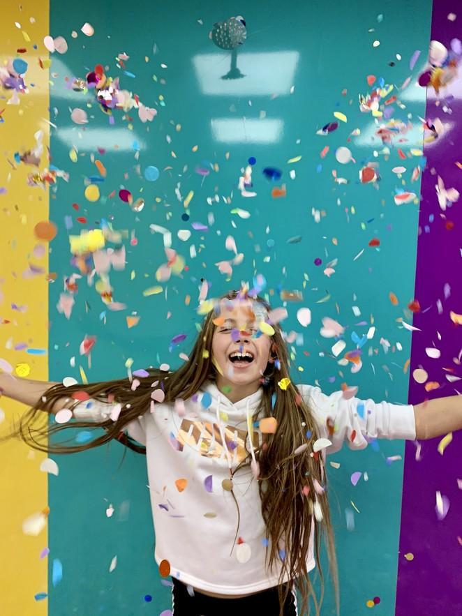 confetti-shower