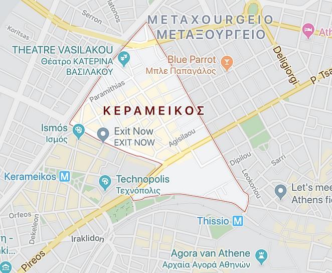 kerameikos-map