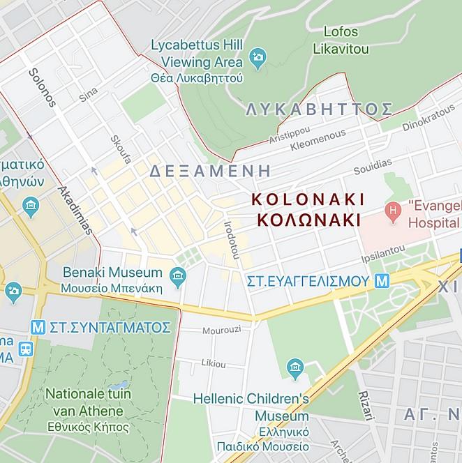 kolonaki-map