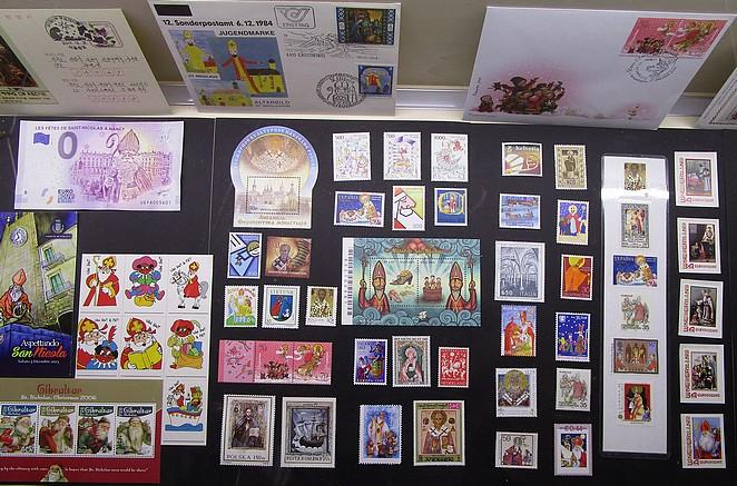 sinterklaas-postzegels