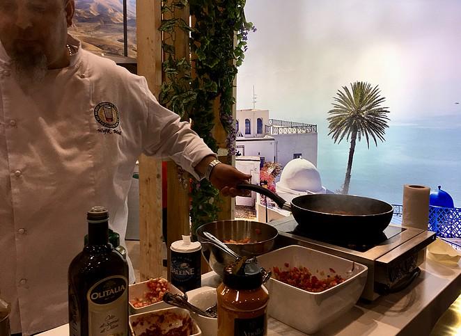 live-cooking-vakantiebeurs