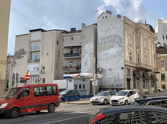 mural-in-belgrado