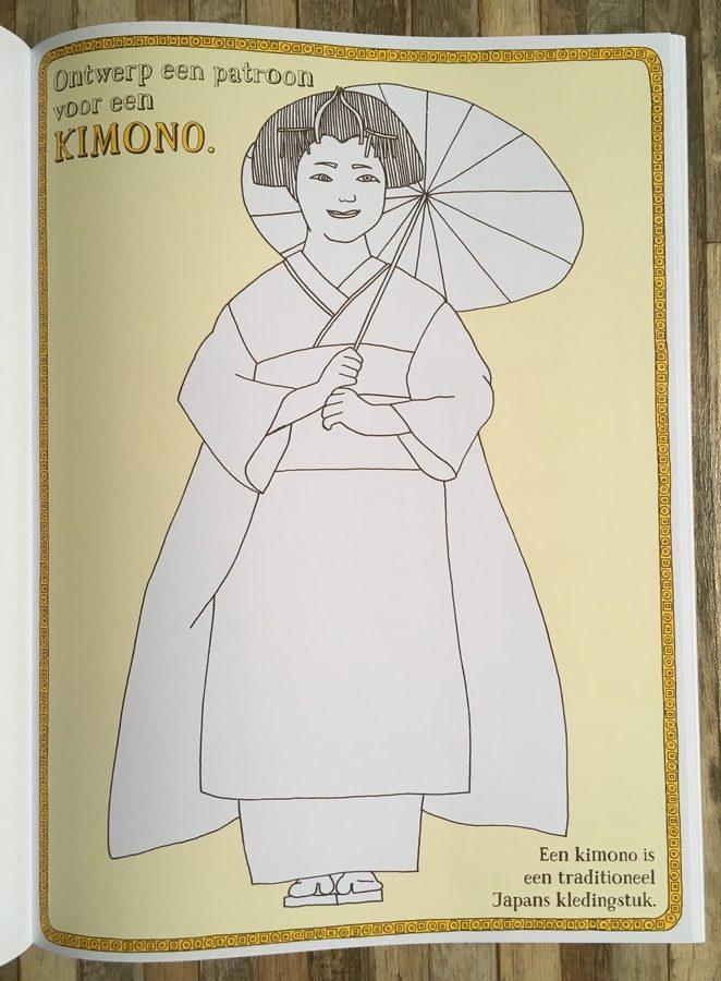 kimono-ontwerpen