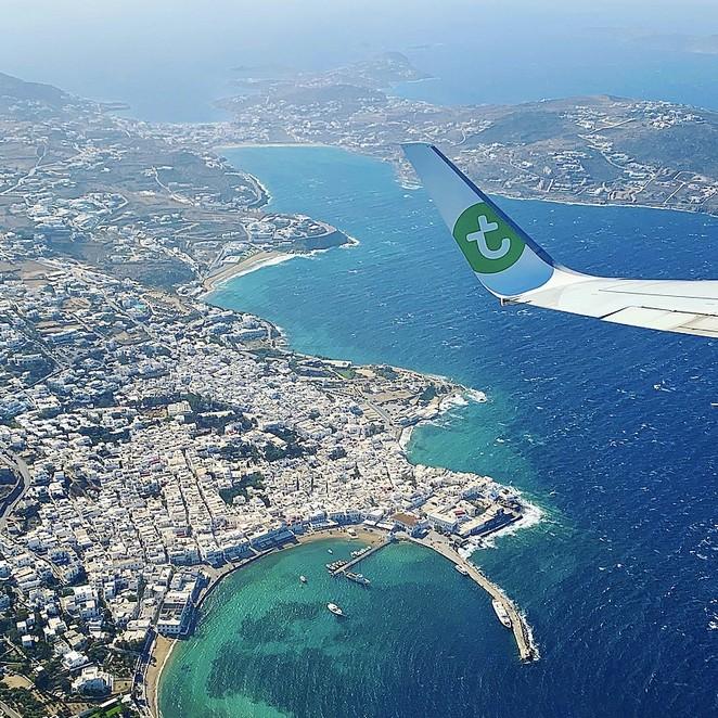 In juni vliegen met Transavia