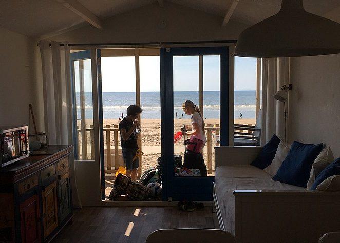 aan-zee-slapen-huisje-binnen