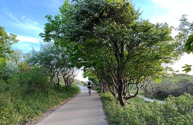 fietsroute-westduinpark