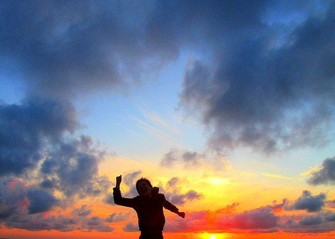 jippe-strand-zonsondergang