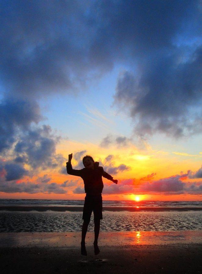 jippe-zonsondergang-wijk-aan-zee