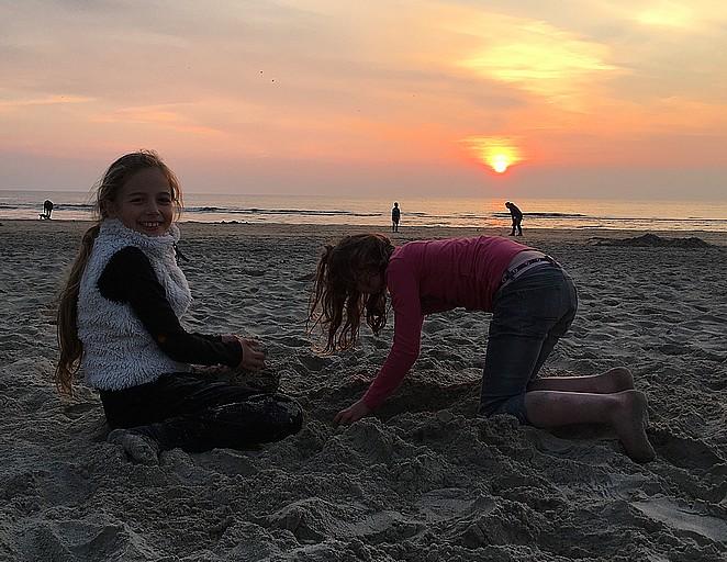 meivakantie-strand-nederland