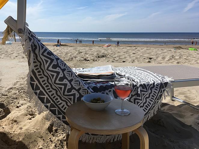 midweek-strandhuisje