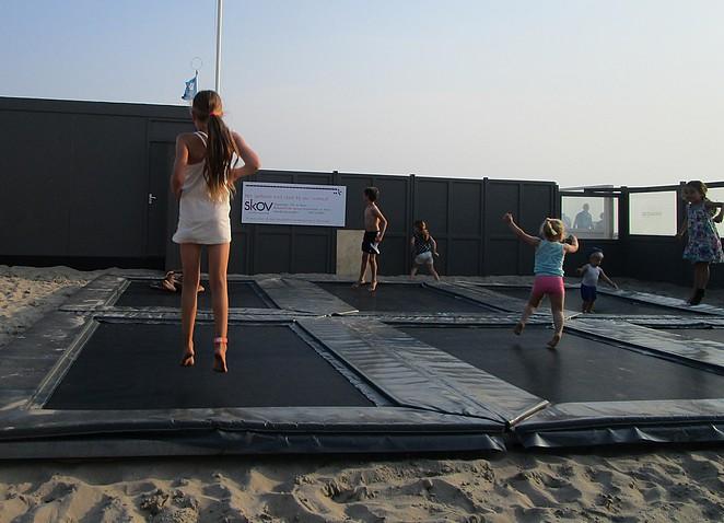 trampoline-springen-wijk-aan-zee
