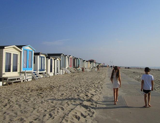 vakantie strandhuisje-wijk-aan-zee
