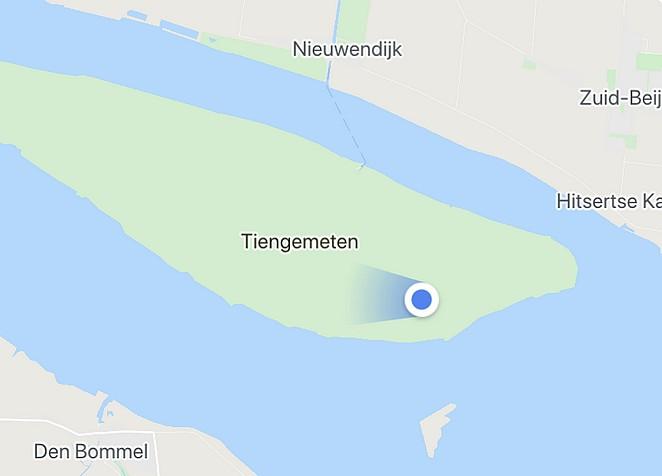 eiland-zuid-holland
