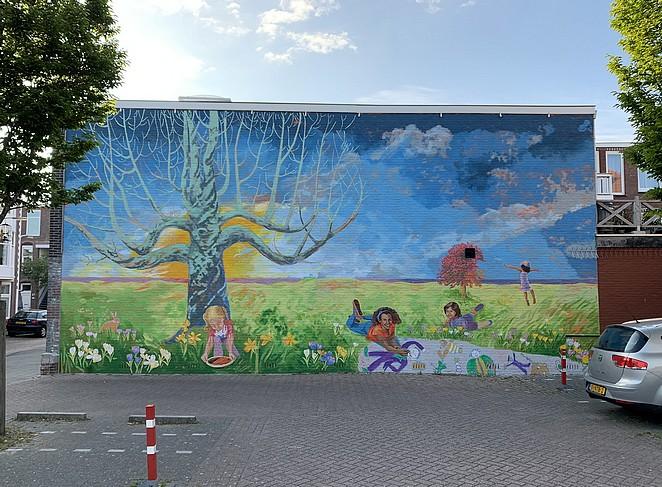muurschildering-meidoornstraat