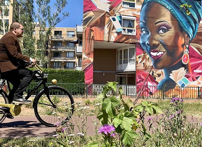 op-de-fiets-langs-street-art