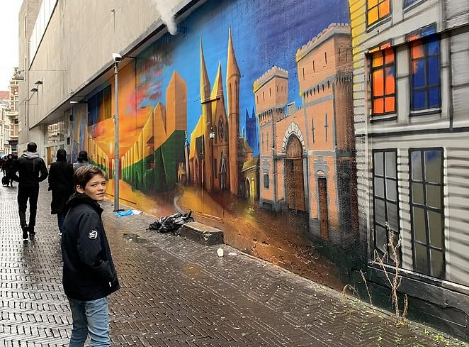 street-art-centrum-den-haag