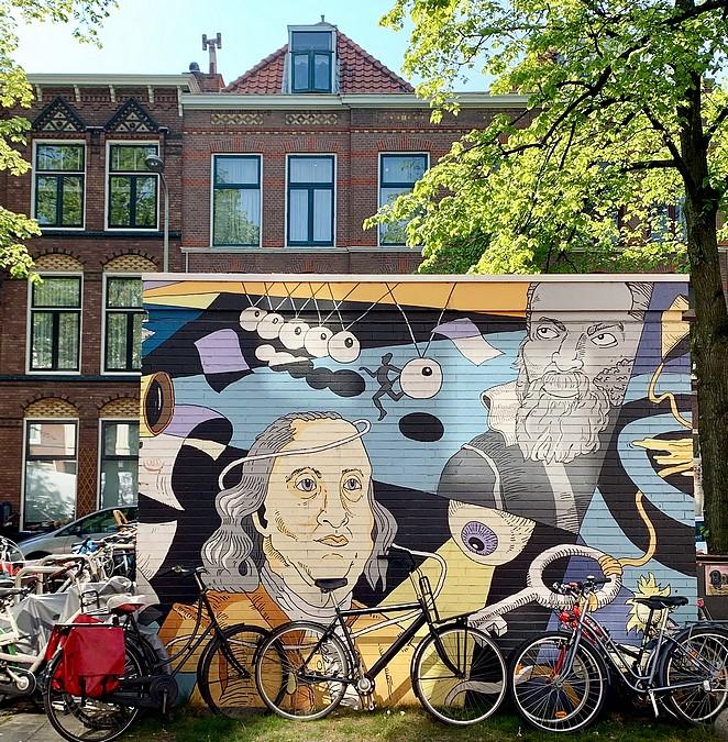 the-hague-street art