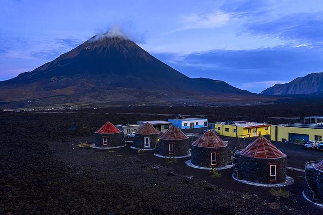 Kaapverdie-fogo-vulkaan