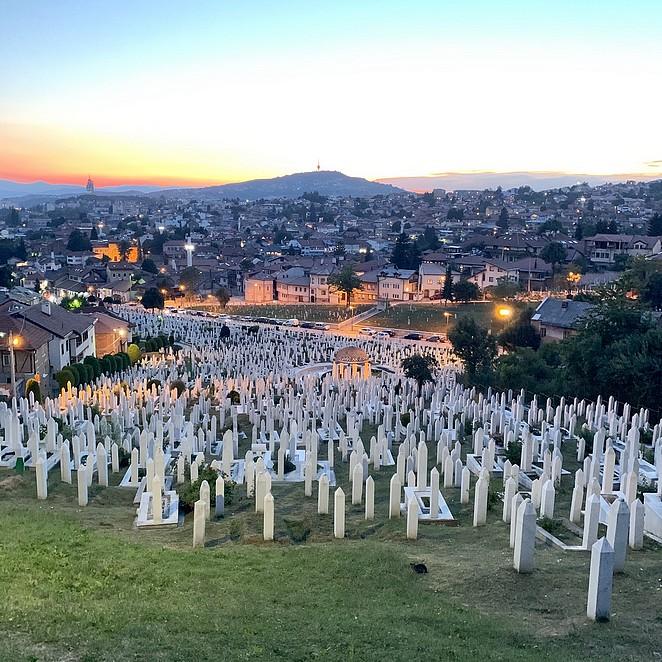 Must visit in Sarajevo: Galerija 11/07/95, museum ter herinnering aan de val van Srebrenica