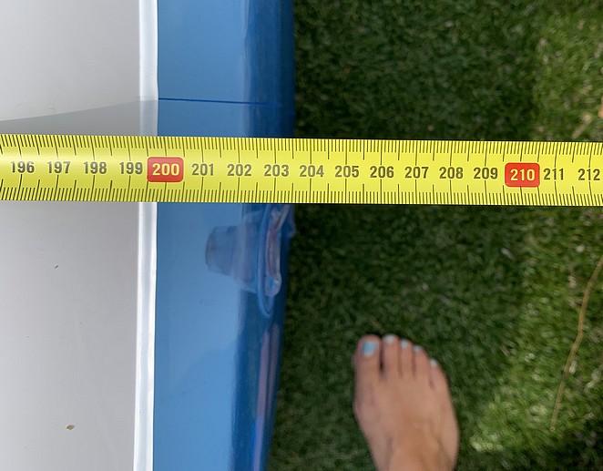 zwembad-van-2-meter