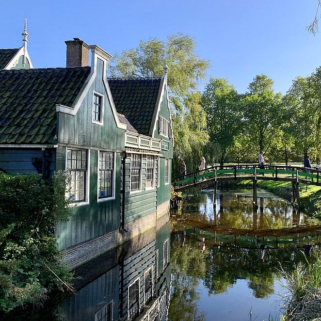 Dagje toerist in eigen land: Marken, Volendam en de Zaanse Schans in 1 tour